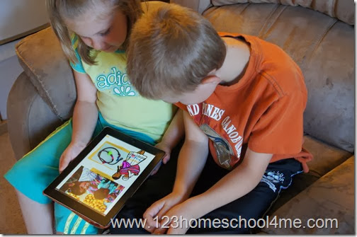 Cancioncitas de Los Andes ebook - teaching my homeschool kids about life in South America
