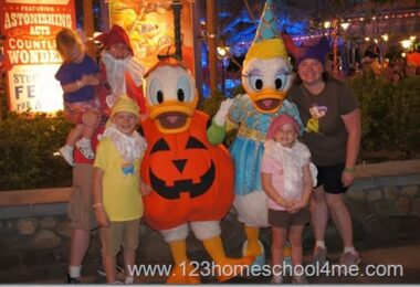 Disney Halloween Party Tips & Tricks