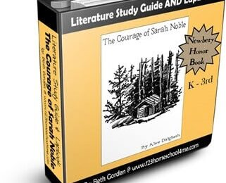 Courage-of-Sarah-Noble-Literature-Guide