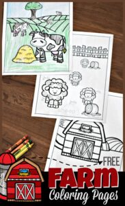 free-farm-coloring-pages