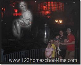 Halloween Magic Shots at Disney World