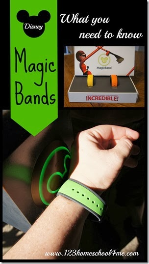 Disney MagicBand - what you need to know about Disney magic bands