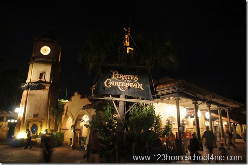 Disney Fastpass+ recommended for Pirates of the Caribbean