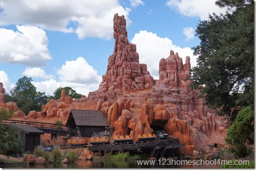 Fastpass Plus recommended for Big Thunder Mountain Railroad at Magic Kingdom