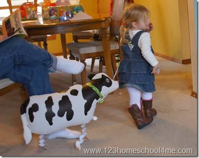 My Pet Balloon - Cow!