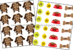 FREE Doggy Addition Game