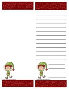 printable elf on the shelf list