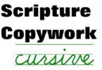 FREE Bible Verses Copywork