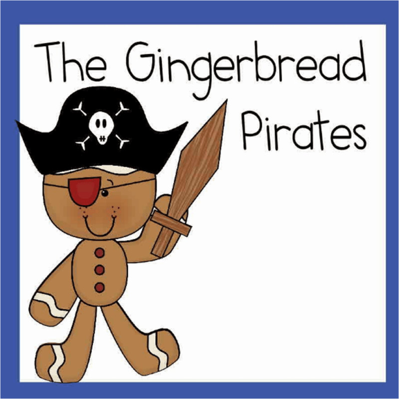 FREE gingerbread printables for toddlers, preschoolers, and kindergartners perfect for learning during the month of December