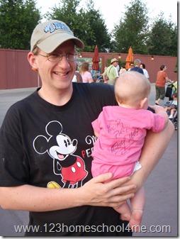Disney World Autographed T shirt souvenir