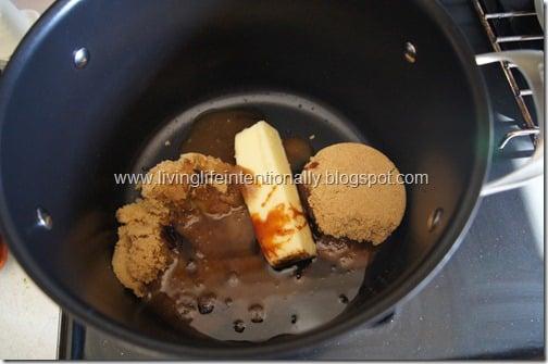 Maple Snow Candy Recipe