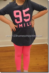 Girls Tunics and Leggings from OshKosh B'gosh