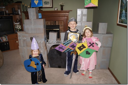 Medieval History Unit for Homeschoolers