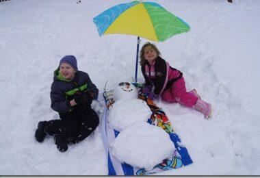 Creative Ways to Build a Snowman