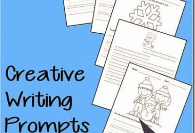 Winter Snowman Creative Writing Prompts