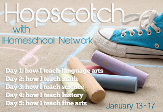 how i teach homeschool hopscotch from ihomeschool Network