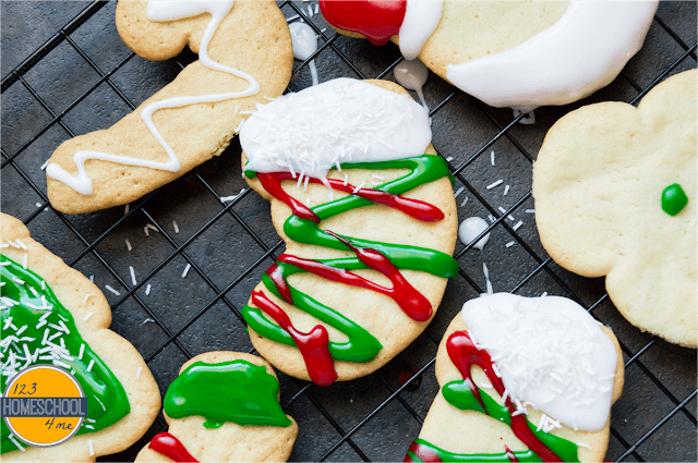 these sugar cookies melt in your mouth and have the best flavor