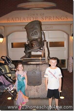 Disney Carsland