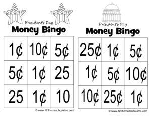 American Money Bingo