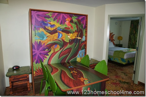 Disney Art of Animation Lion King Family Suite Review
