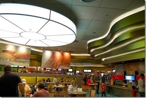 Art of Animation Food Court