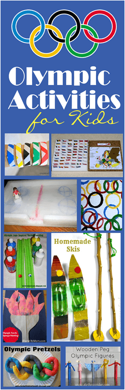 Fun Olympic Activities for Kids