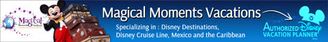 Magical Moments Vacations - the best place to book your Disney vacation