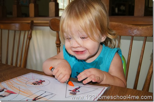 FREE Printable Incredible Dinner Placemat Worksheets for Kids