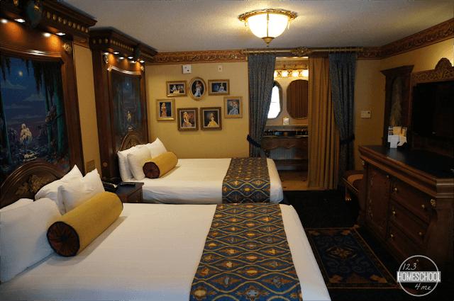 Port Orleans Riverside Disney World Resort