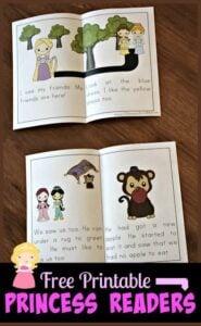 FREE Princess Reader Books