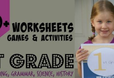 FREE 1st Grade Worksheets