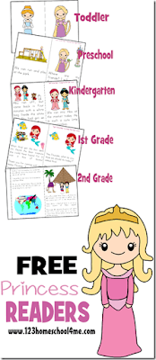 free-printable-princess-emergent-readers
