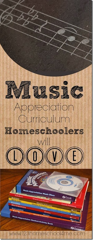 Music Appreciation Curriculum Homeschooelrs will LOVE!