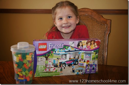 LEGO® Friends make a great present for girls in 6-12 years old