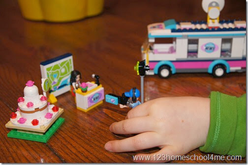 Play with LEGO® Friends