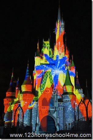 Celebrate the Magic just might be my new favorite show - Magic Kingdom