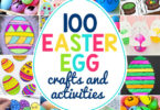 With Easter just around the corner, its the perfect time to try these super fun Easter egg crafts and Easter activities for kids of all ages from toddler, preschool, pre-k, kindergarten, first grade, 2nd grade, 3rd grade, and 4th grade students! Whether you are looking for paper easter craftsoreaster egg coloring ideas, easyegg craft or uniqueeaster egg craft ideas- you will love all these lovelyeaster egg arts and crafts to make with kids in April.
