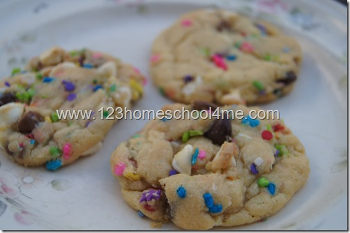 these cookie are ALMOST too pretty to eat