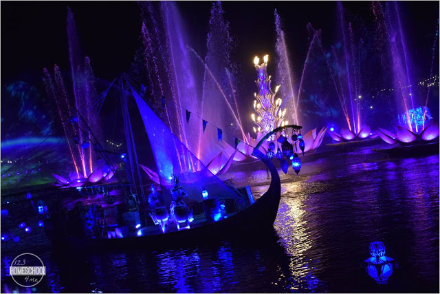 disney-river-of-lights-animal-kingdom-evening-show