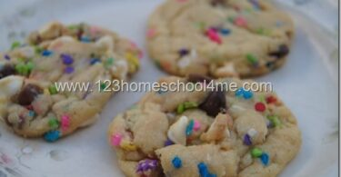 Sprinklicious Cookie Recipes