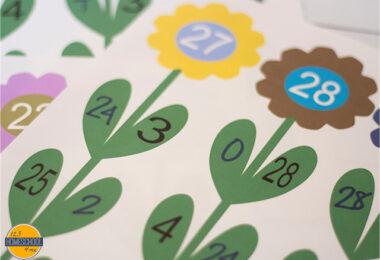 Flower Number Bonds