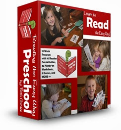 Fun Preschool Reading Program