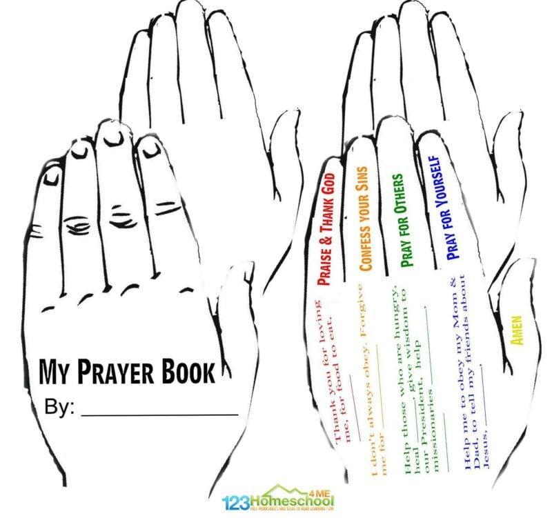 Free children's prayer book