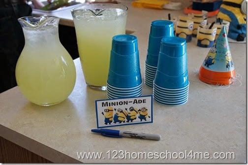 Minion-ade