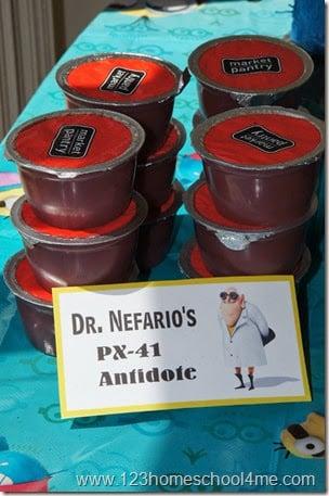 Dr. NEfario's PX-41 Antidote Jello