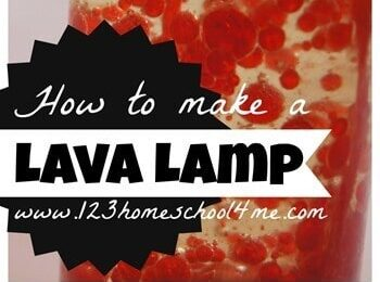 How to Make a Lava Lamp