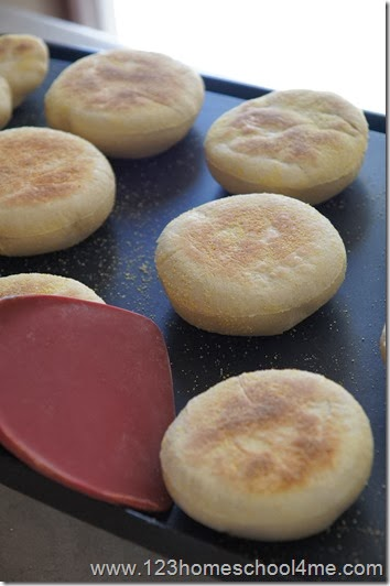 delicious breakfast recipe that is easy to make and perfect for school days homemade english muffins