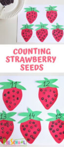 strawberry activity for kids