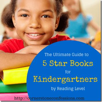 Best Kindergarten Readers by level