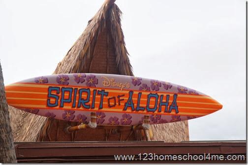 Disney's Polynesian Spirit of Aloha Dinner Show Review